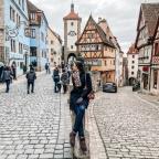 Rothenburg ob der Tauber – na Romantycznym Szlaku