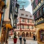 Colmar – mała, francuska Wenecja. Co zobaczyć w Colmarze?
