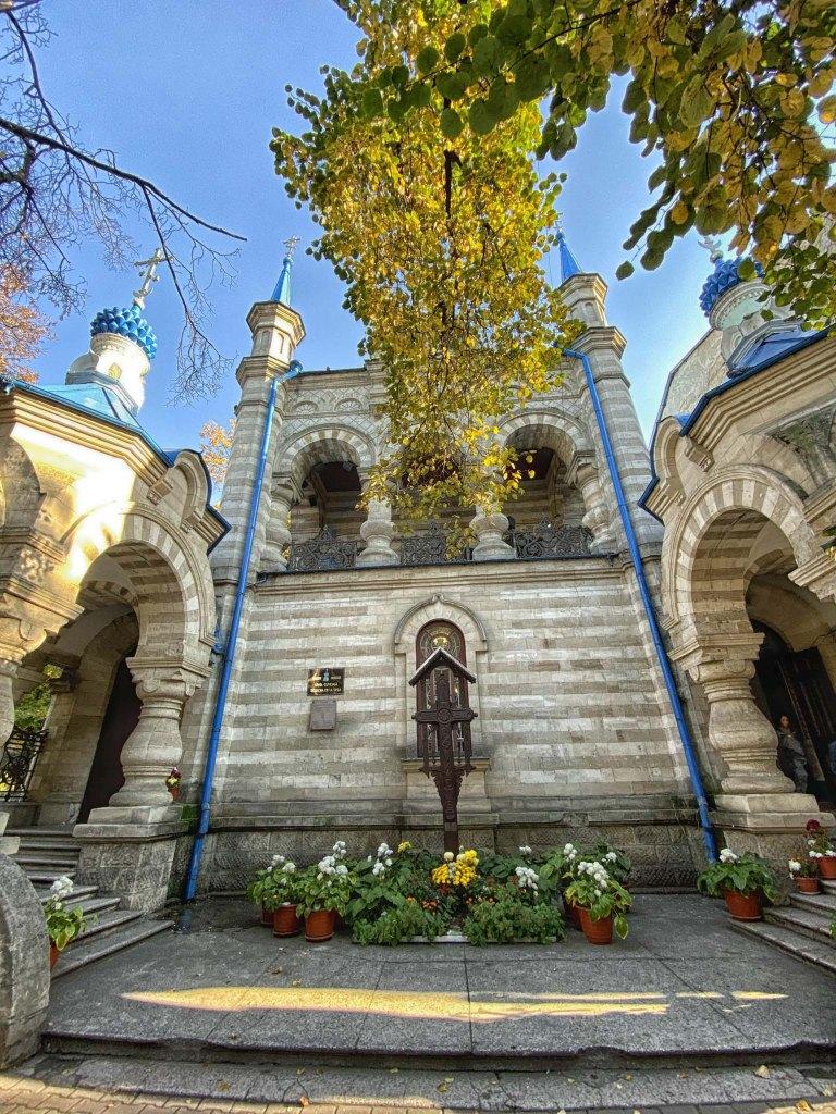 Sobór św. Teodory z Sihli w Kiszyniowie