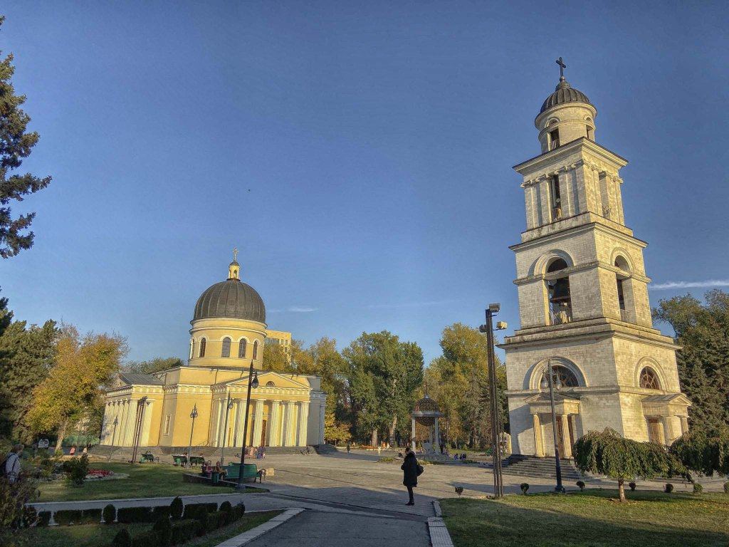Sobór Narodzenia Pańskiego w Kiszyniowie