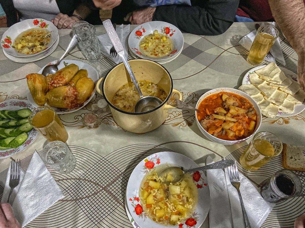 Jedzenie w Mołdawii