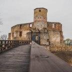 Na Szlaku Orlich Gniazd – Zamek biskupi w Siewierzu
